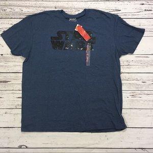 Star Wars NWT graphic t shirt